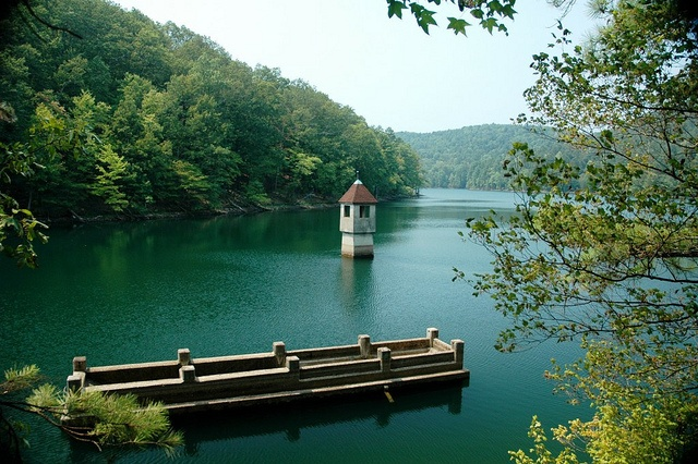 Berry College Reservoir by Chris Gaskins, via Flickr