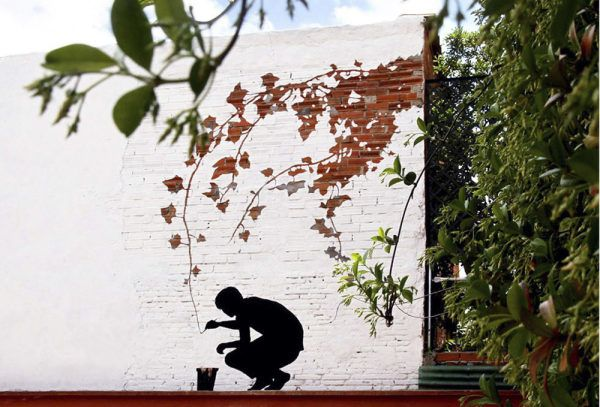 pejac. street art. madrid