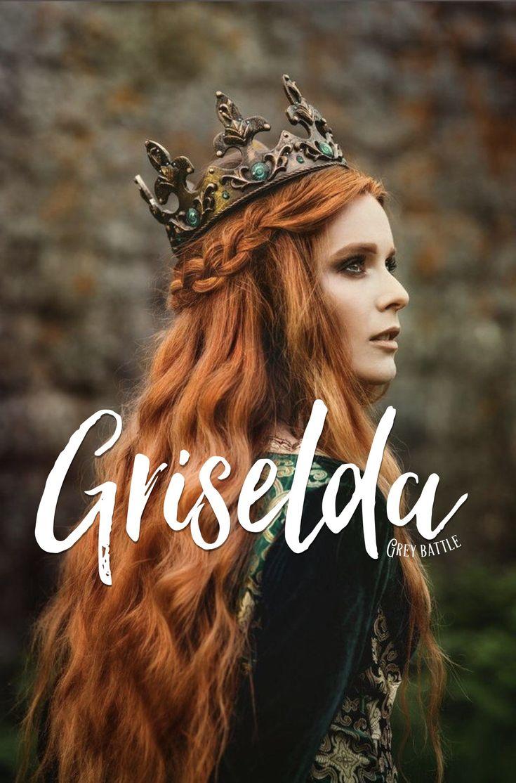Griselda: meaning the grey war. Irish name – Namen