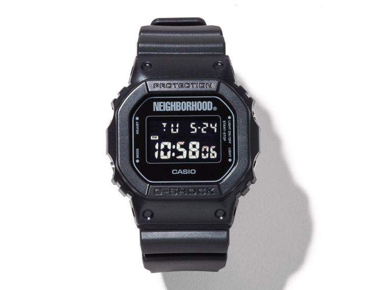 NEIGHBORHOOD X CASIO G-SHOCK DW-5600