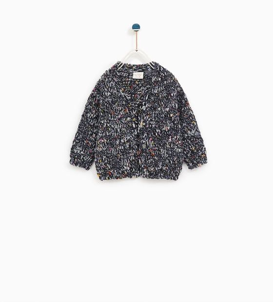 ZARA - KIDS - JACKET IN A MIX OF COLOR