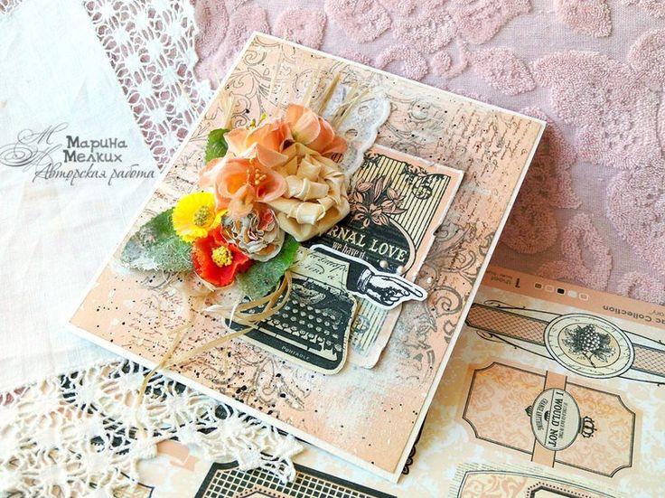 Открытки и конверты, шоколадницы | 110 фотографий