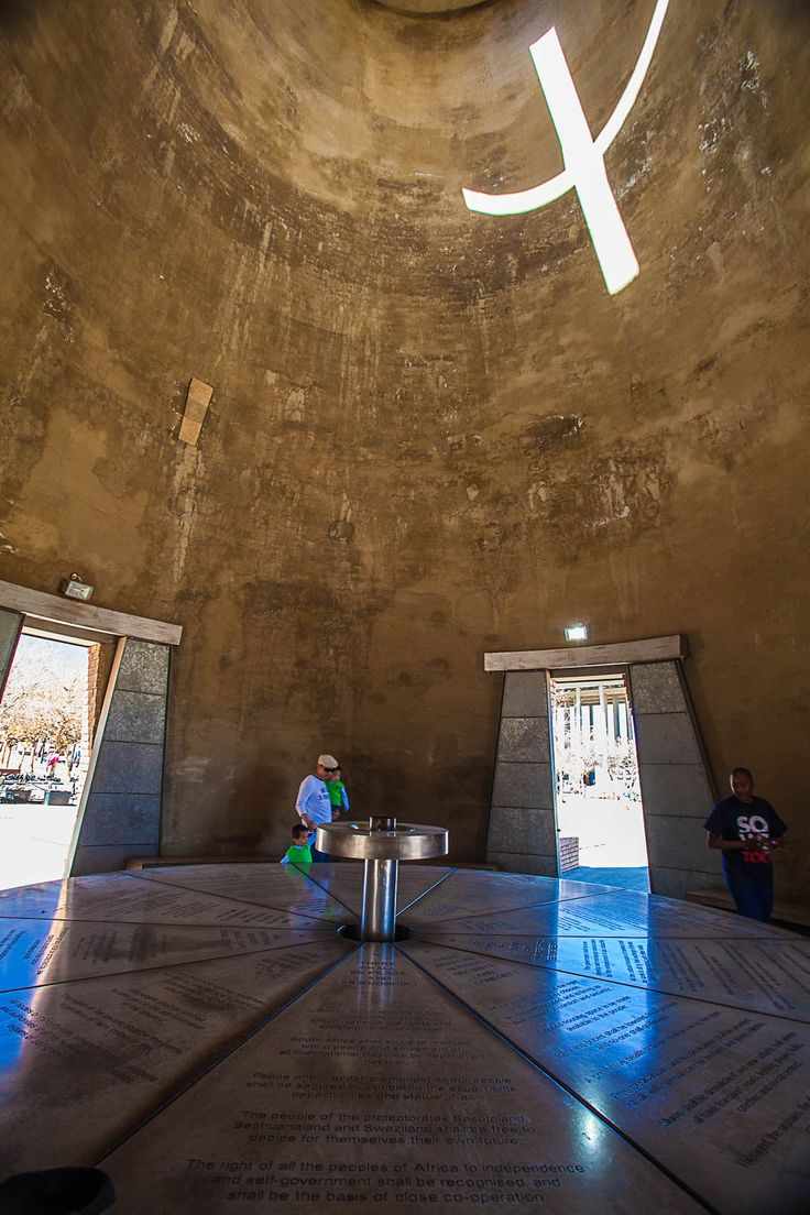 The Freedom Charter formed the basis of South Africa's forward-thinking and revolutionary Constitution. See it enshrined in the Freedom Charter Monument on Walter Sisulu Square which is a stop on our #SowetoJoziCombo tour.