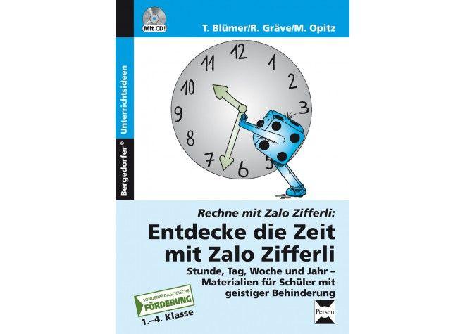 Entdecke die Zeit mit Zalo Zifferli, Buch inkl. CD, 1.-4. Klasse von Persen bei Spielundlern online bestellen