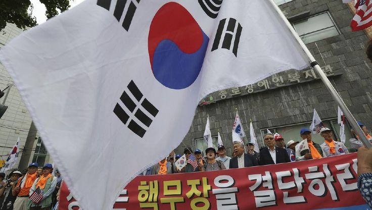 Seul quer aplicar suas próprias sanções contra o Pyongyang