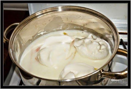 TutiReceptek és hasznos cikkek oldala: A tökéletes vaníliás madártej receptje – imádni va...