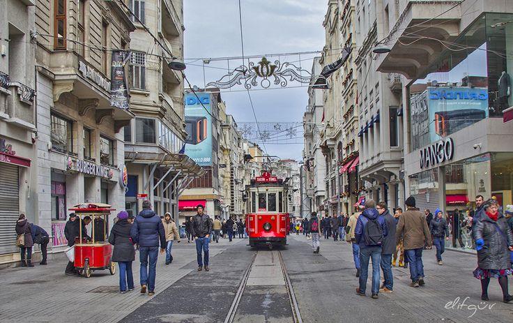 04.01.2015: Zorlu bir iklimde İstanbul Çekimlerim: