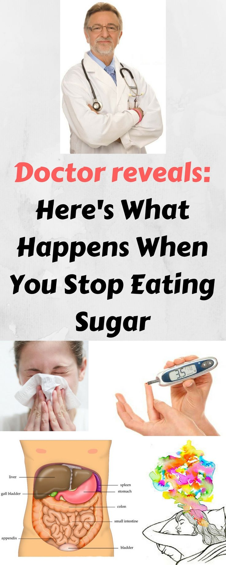 Things That Happen to Your Body When You Stop Eating Sugar!