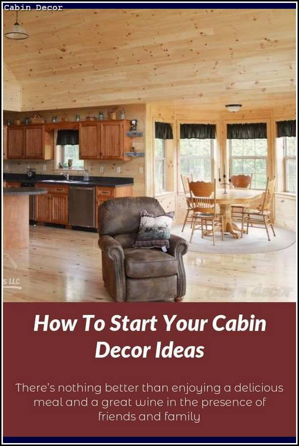 Cabin Decor Make Your Furniture Purchase Easy Using These Tips