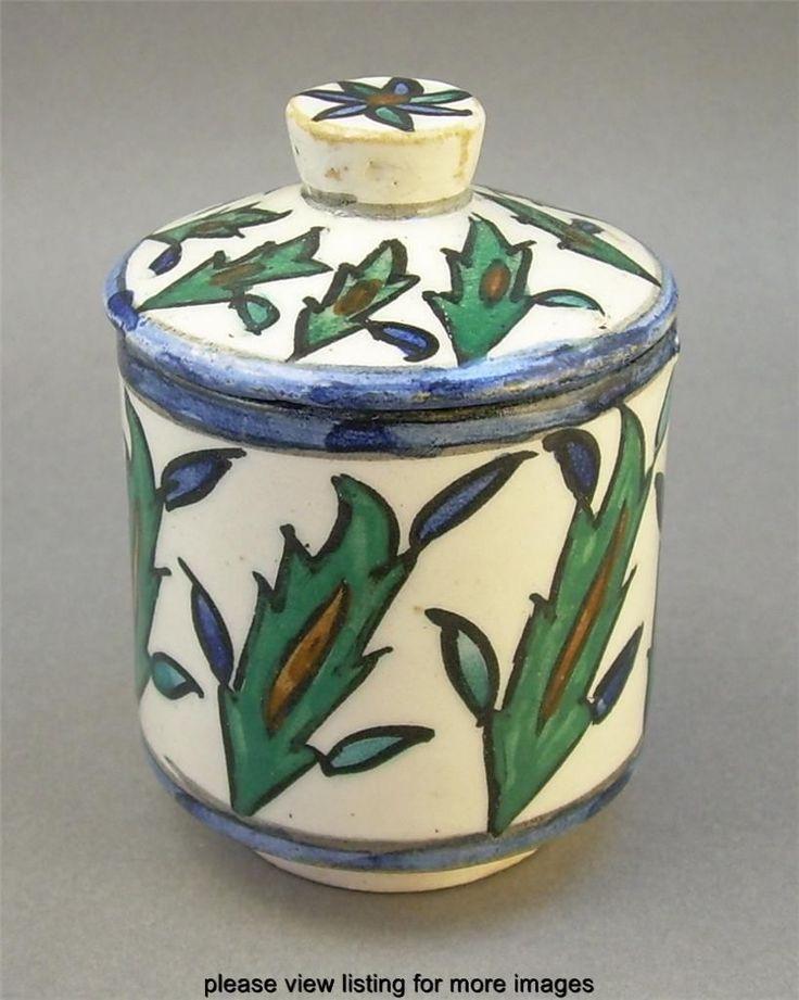 Vintage Armenian Art Pottery