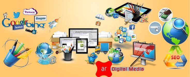 AR Digital Media Marketing