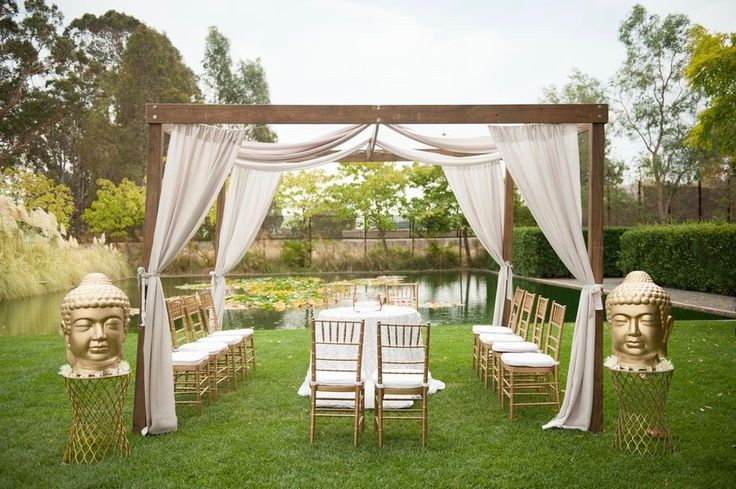 Such a special wedding ceremony designed by SoEventful and captured flawlessly…