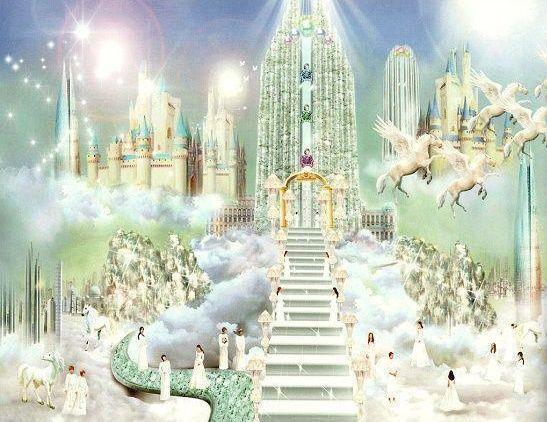 Image result for akiane kramarik heaven paintings