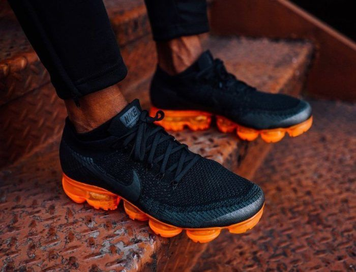 "size 40 42b58 5ea3d NIKE AIR VAPORMAX FLYKNIT ""ORANGE POP"" : Sneaker Steal ..."