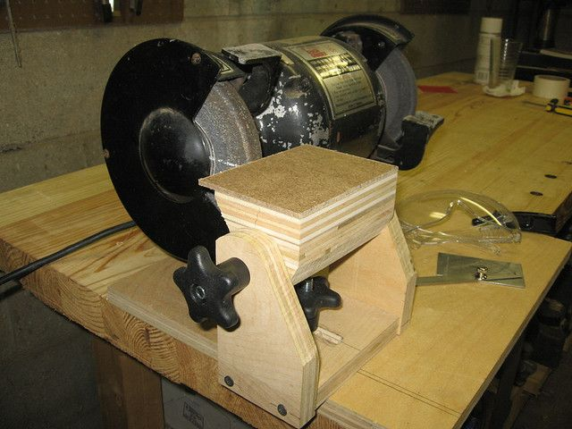 Beautiful Homemade Bench Grinder Part - 8: Bench Grinder Tool Rest - - Yahoo Search Results