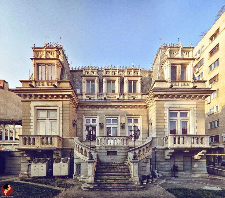 CASA OTETELEŞANU - Bucharest