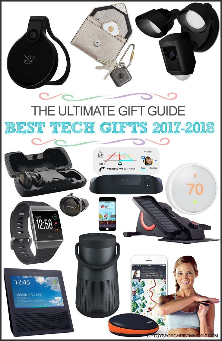 Best Tech Gifts 2017 Top Electronic For Christmas 2018