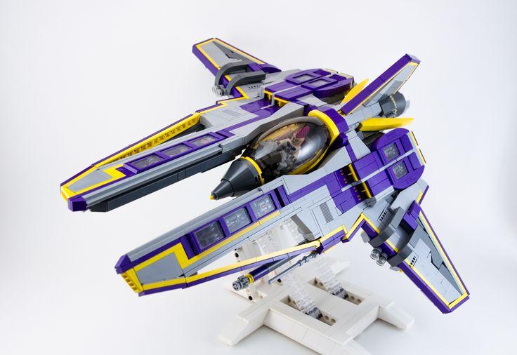 LEGO spaceship  #lego Lego A LEGO A Day