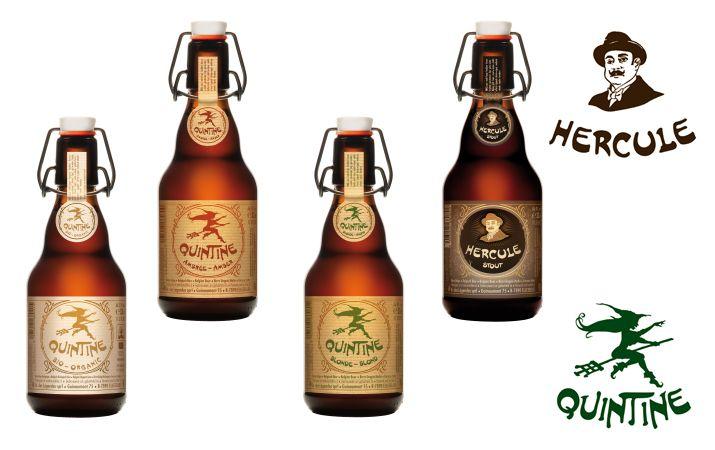 Des bières et une brasserie qui mérite le détour surtout si vous passez dans le coin ! Un lieu exceptionnel ! La Quintine blonde reste ma favorite. http://www.brasserie-ellezelloise.be/