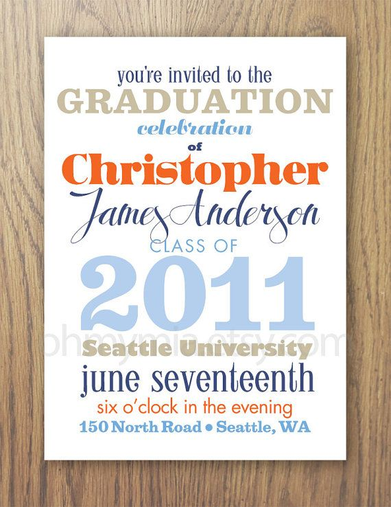 60 best Graduation Invitation ideas images – Graduation Invitations Templates 2011