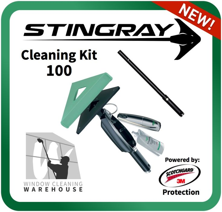 Europe and UK's Best Window Cleaning Equipment Supplier