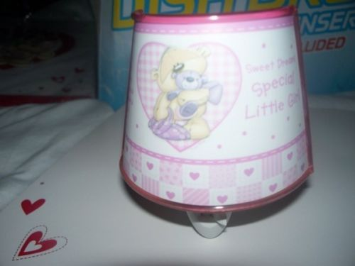 FIZZY MOON NIGHT LIGHT FOR SPECIAL LITTLE GIRL AND BOYS 10W 230V SWEET DREAMS