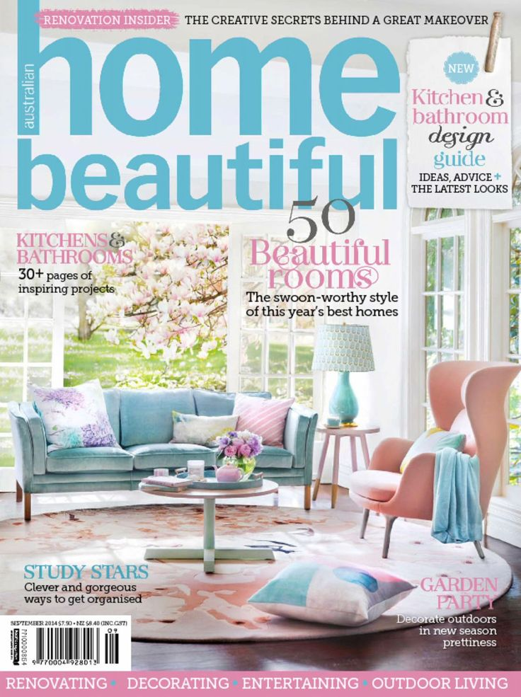 62 best images about home beautiful covers on pinterest House beautiful account