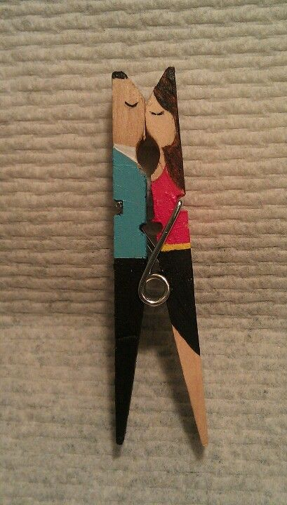 17 Best ideas about Wooden Clothespin Crafts on Pinterest ...