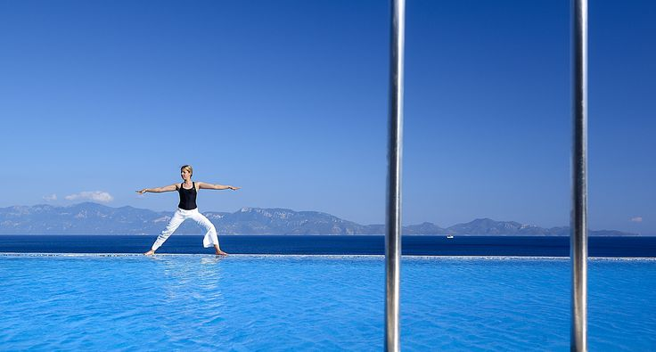 Anything more you expect on your #holiday? Michelangelo Resort & Spa, www.veranohotels.com