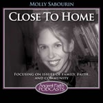 Close to Home - Ancient Faith Radio - not a blog - but an ongoing series of podcasts from a very gifted communicator about being an orthodox christian in her home and in her heart.