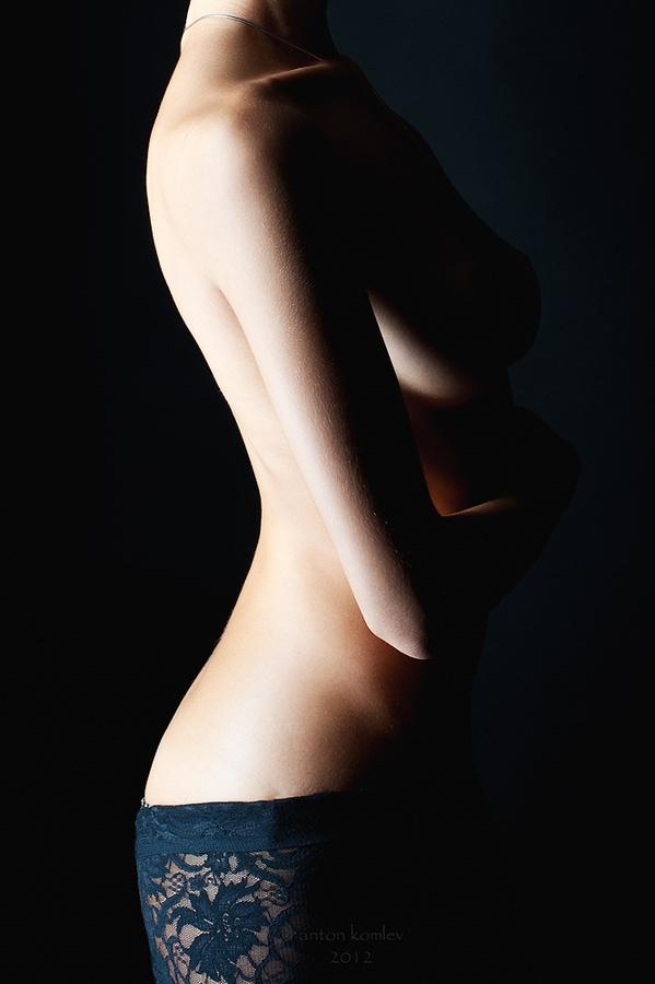 Curve by anton komlev