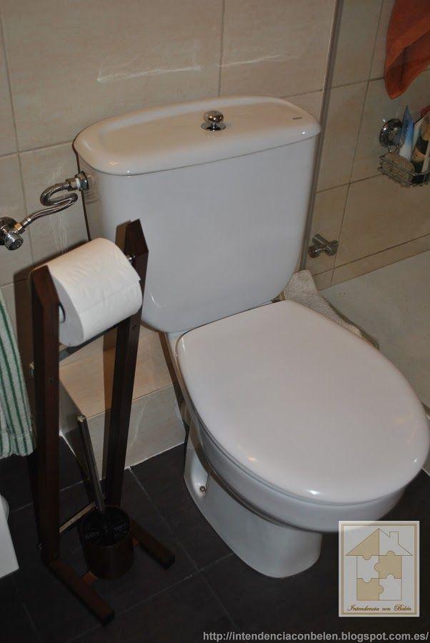 Limpiar la cal de nuestro WC