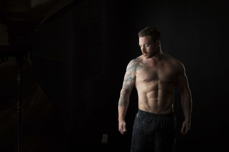 A wonderful guy with a passion for helping people through fitness