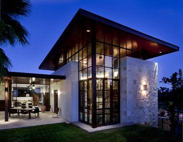 Contemporáneo de diseño de exteriores Ideas, Imágenes, remodelación y decoración