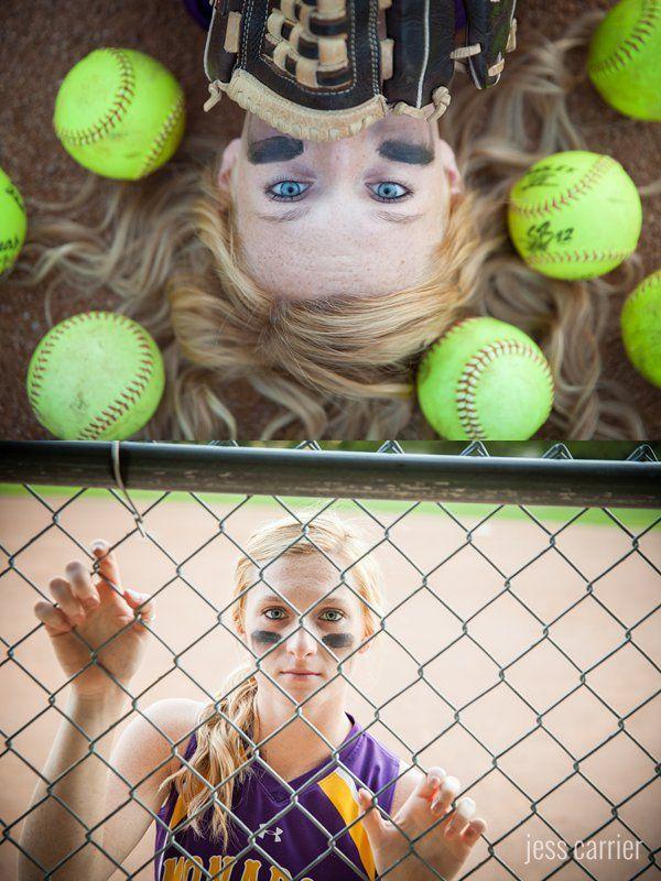 Softball Close-Ups - My Favorites