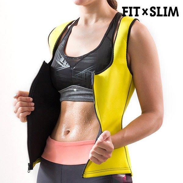 9,94€ Gilet Sportivo X-Tra Sauna Women´s Suit Vest Fit x Slim in vendita in offerta su https://takkat.eu/it/abbigliamento-accessori-dispositivi-indossabili/29946-gilet-sportivo-x-tra-sauna-women-s-suit-vest-fit-x-slim.html - Moltiplica i risultati dei tuoi sforzi mentre pratichi attività fisica con il gilet sportivo X-Tra Sauna Women´s Suit Vest Fit x Slim! Un gilet da donna progettato per aumentare la temperatura corporea e la sudorazione, favorendo l'eliminazione di grassi e tossine. Un…