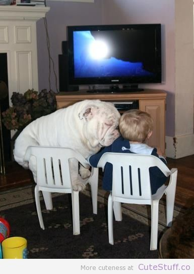 I love you, Little Buddy!