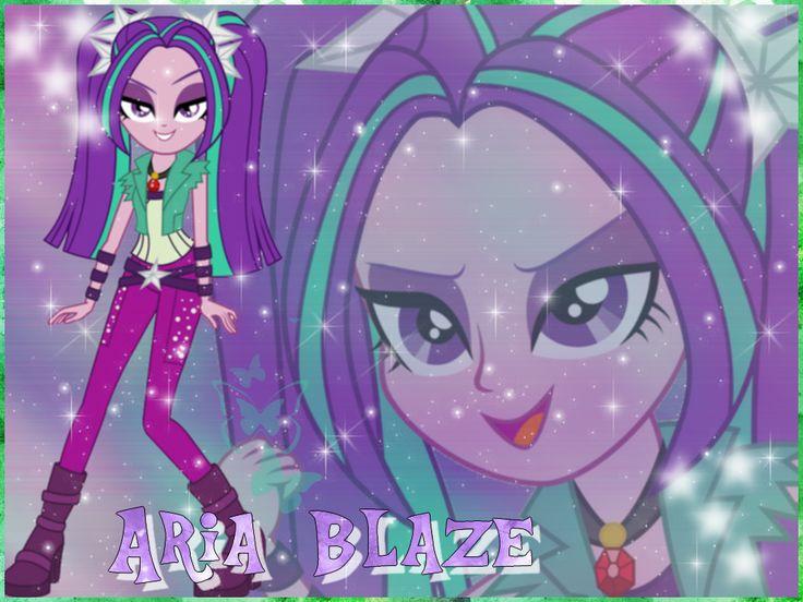Aria Blaze Wallpaper by Hatsunepie on DeviantArt