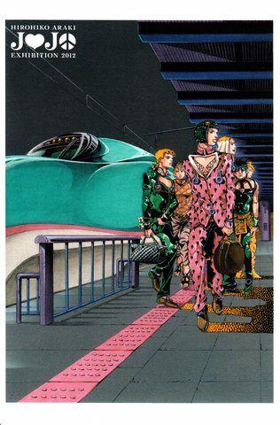 LKPP uploaded this image to 'JOJO EXHIBITION'. See the album on Photobucket.