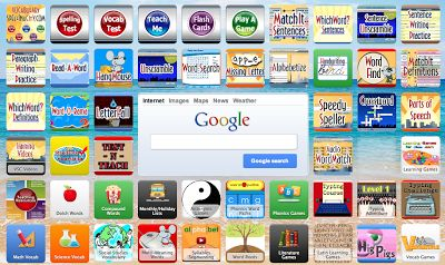 Spelling City Symbaloo Board! 60+ Direct Links! Great for reading and spelling!  I love SpCity!