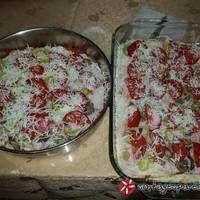 Αρωματική ζύμη πίτσας