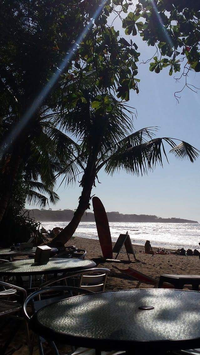 Tamarindo (Costa Rica) boasts beautiful beaches with perfect waves for surfing!! It is also surrounded by an amazing jungle and multiple adventures are available around this great destination!!  Check out our website for more great travel reads!!