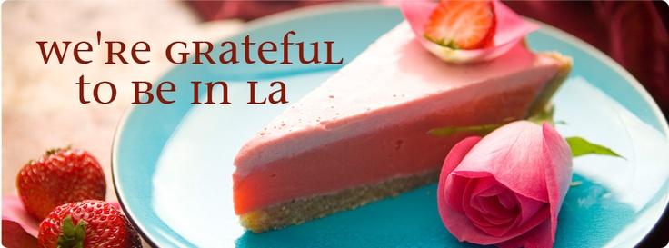 Cafe Gratitude!!! 'nuf said!
