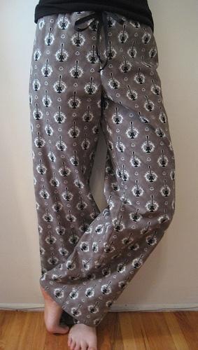 #Women's Pajama Pants    like pin or repin