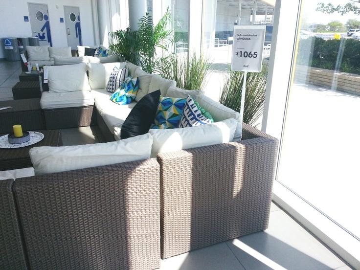 outdoor furniture. See More. IKEA; arholma series; http://www.ikea.com/us