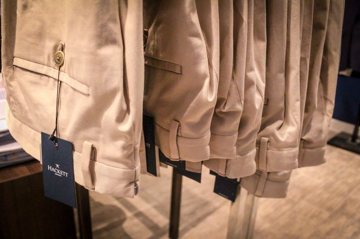 Back to the basics.These pants are a great staple item to dress up or down. Hackett London.  #YYCFashion #YYCStyle #BeTheRole #YYC #YYCDowntown #Calgary
