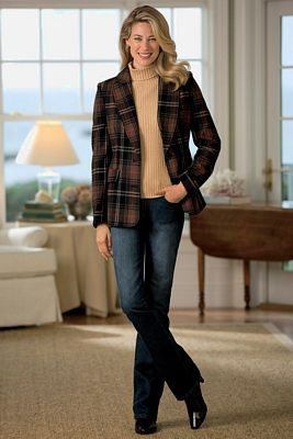Fashion Tips for Women Over 50 -even though I'm not 50 ... Yet :)