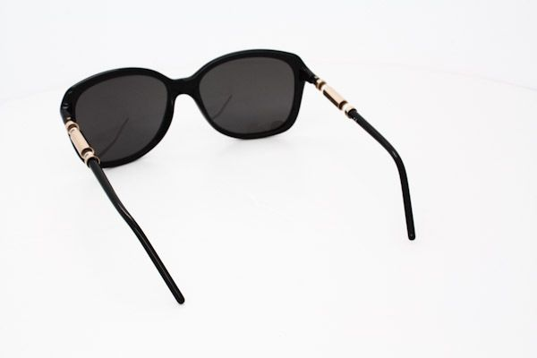 0d1fbf071a Givenchy Black and Gold Ladies Sunglasses SGV773