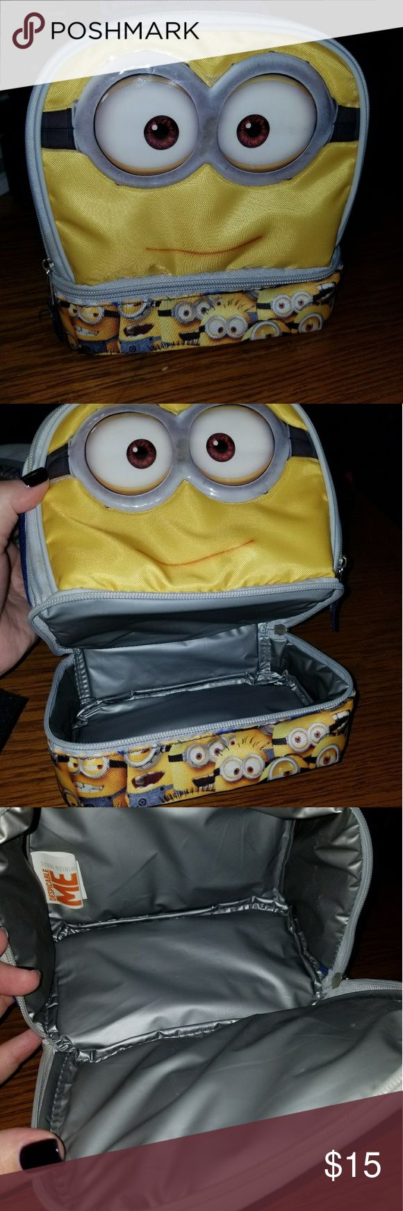 Minion Lunch Box Great condition, like new Minion Other