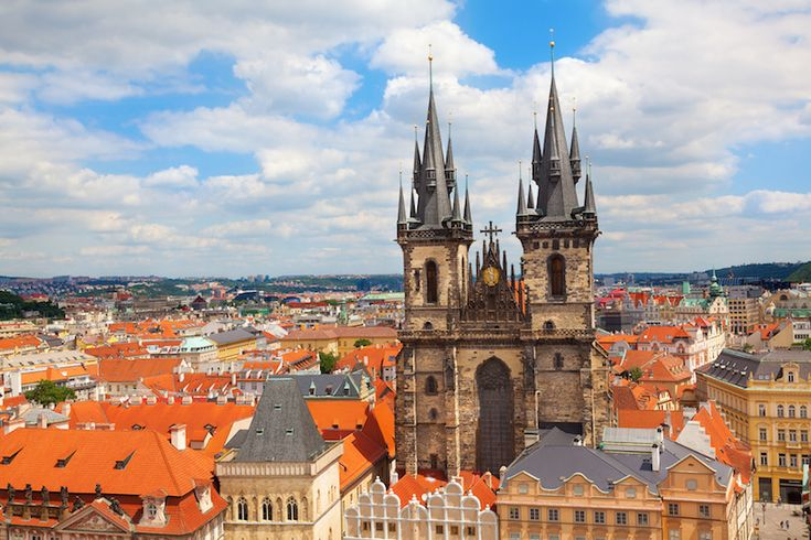 10 Top Tourist Attractions in Prague